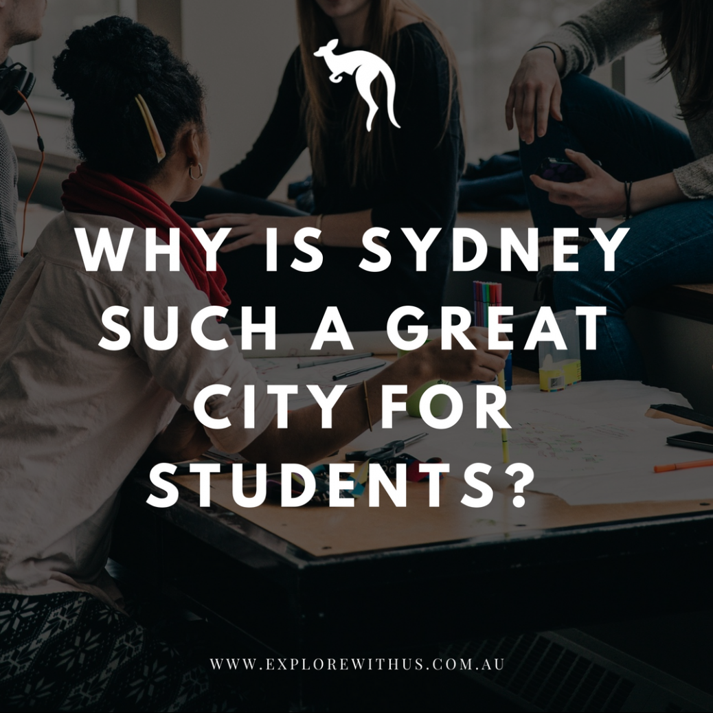 Why is Sydney such a great city for students